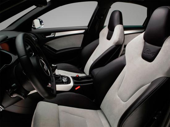 интерьер Audi S4 Sedan (B8)