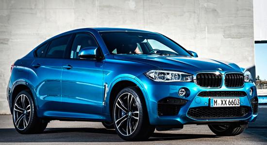 BMW X6M (F86) на IronHorse.ru ©