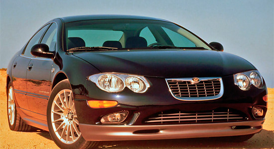Chrysler 300M на IronHorse.ru ©