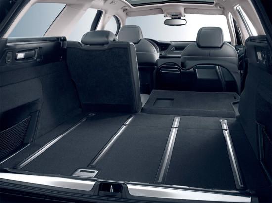 багажное отделение Citroen C5 Tourer