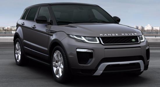 Range Rover Evoque (2017-2018) на IronHorse.ru ©