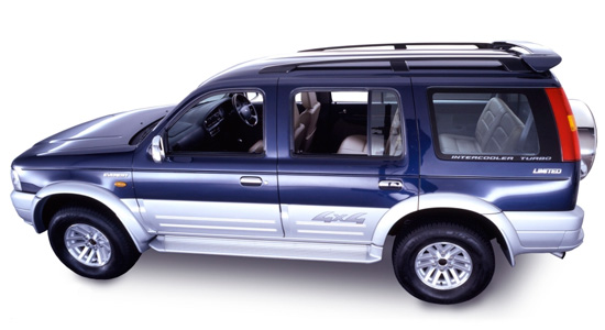 Ford Everest 2003-2006