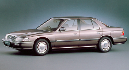 Honda Legend 1 (1985-1990) на IronHorse.ru ©