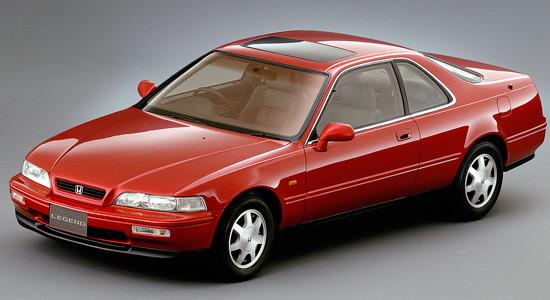 Honda Legend 2 (1990-1996) на IronHorse.ru ©