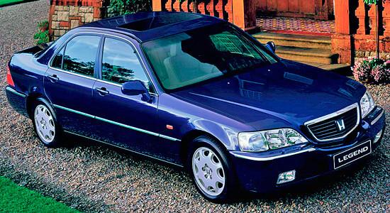 Honda Legend 3 (1996-2004) на IronHorse.ru ©