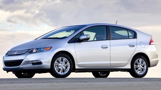 Хонда Инсайт 2 2009-2011