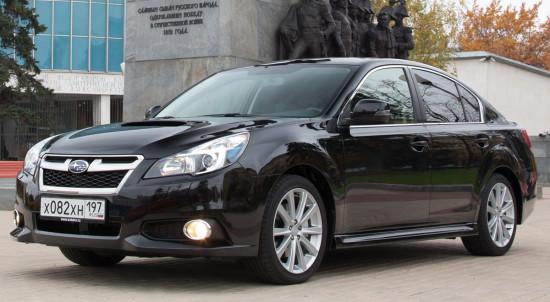 Subaru Legacy 5 2012-2014