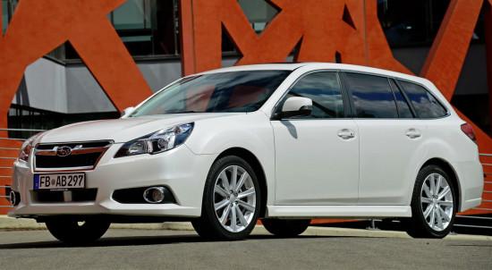 универсал Subaru Legacy Wagon (BR)