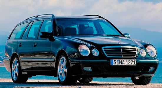 универсал Mercedes-Benz E-class W210