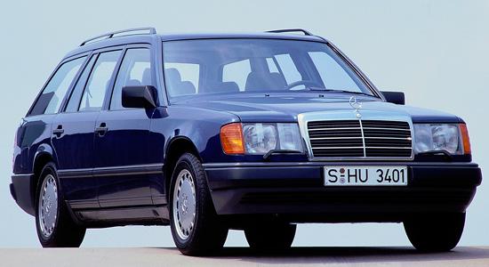 универсал Mercedes-Benz E-class (W124)