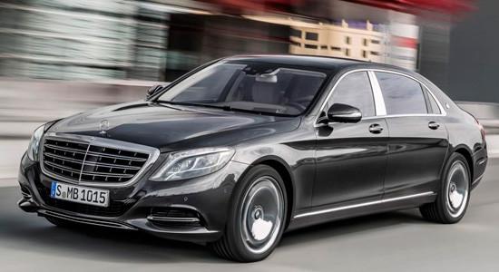 Mercedes-Maybach S-Class (X222) на IronHorse.ru ©
