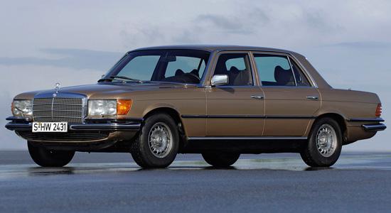Mercedes-Benz S-class W116