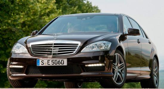 Mercedes-Benz S-Class (W221) на IronHorse.ru ©