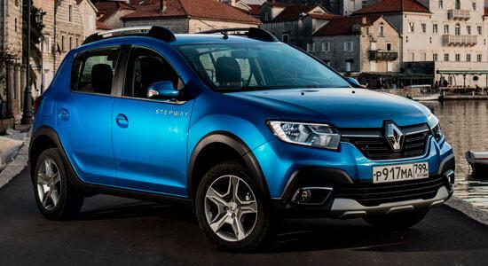 Renault Sandero Stepway 2 (%year%)