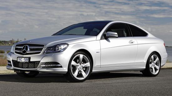 Mercedes-Benz C-class C204
