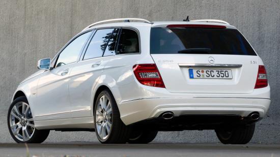 Mercedes-Benz C-class S204