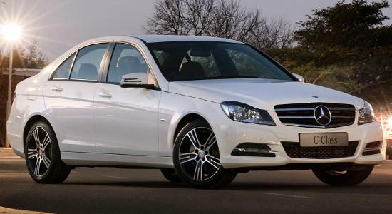 Mercedes-Benz C-class (204) на IronHorse.ru ©