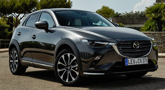 Mazda CX-3 на IronHorse.ru ©