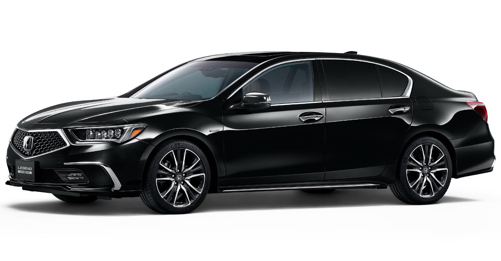 Honda Legend 5 (2020-2021) цена и характеристики, фотографии и обзор