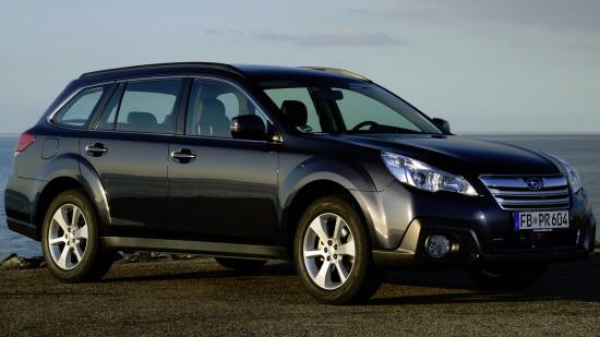 Subaru Outback 4 (2012-2014)
