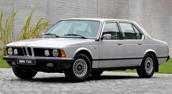 BMW 7-Series (E23)