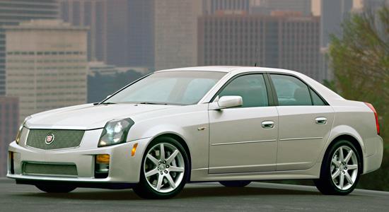 Cadillac CTS 2002-2007