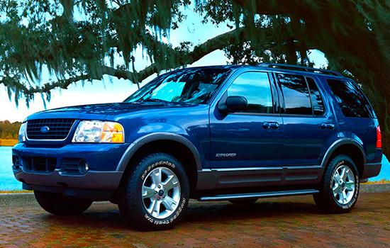 Ford Explorer 3 2002-2005