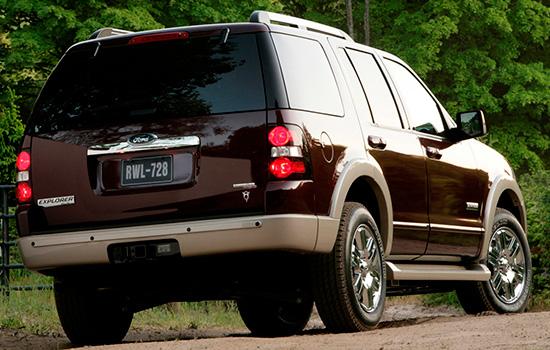 Форд Эксплорер 4 (2005-2010)