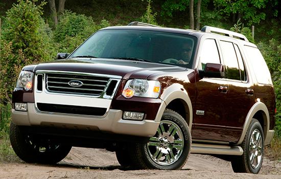 Ford Explorer 4 2005-2010
