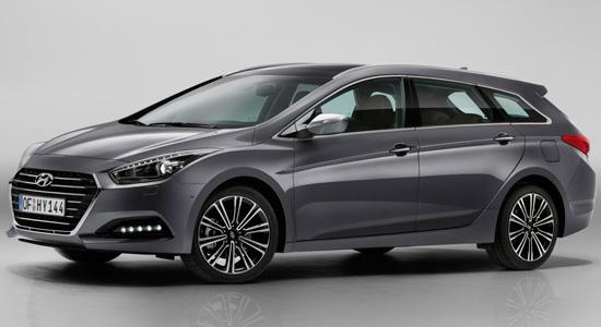Hyundai i40 Wagon New