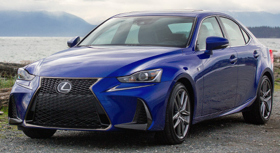 Lexus IS XE30