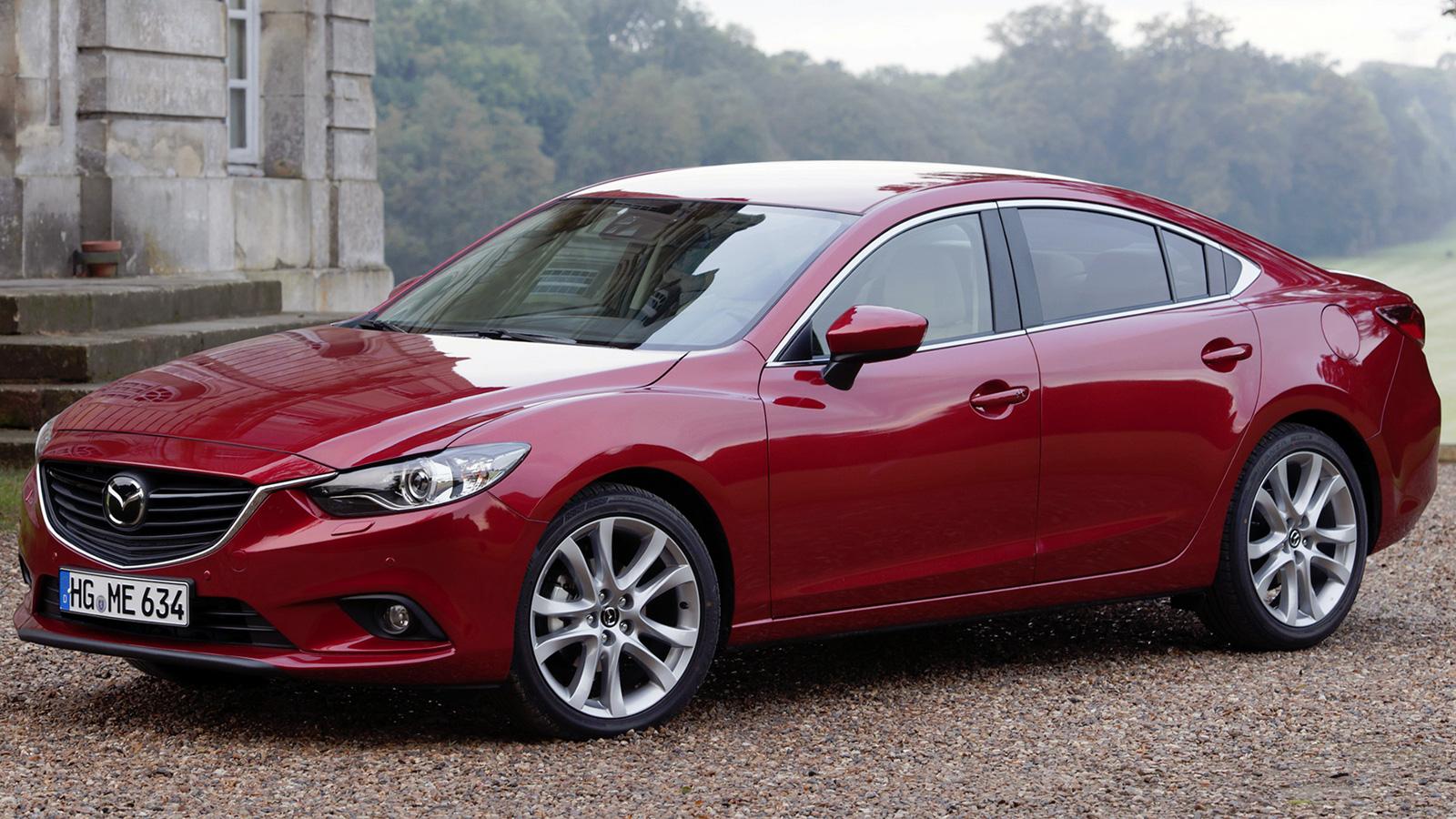 Mazda 6 2014 price