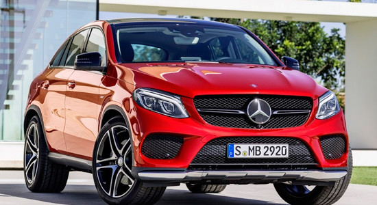 Mercedes-Benz GLE Coupe (C292) на IronHorse.ru ©