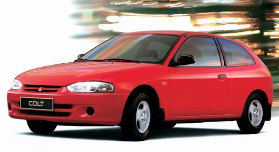 Mitsubishi Colt 5 (1995-2003)