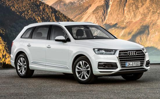 Audi Q 7 (4M)