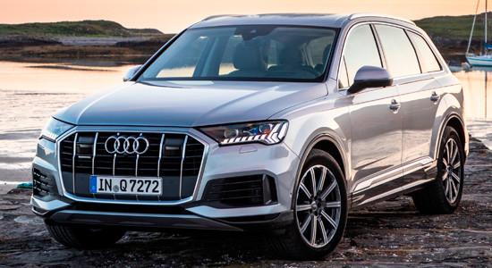 Audi Q7 (2020-2021) на IronHorse.ru ©