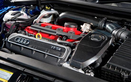 под капотом Ауди RS3 Спортбэк (8V)