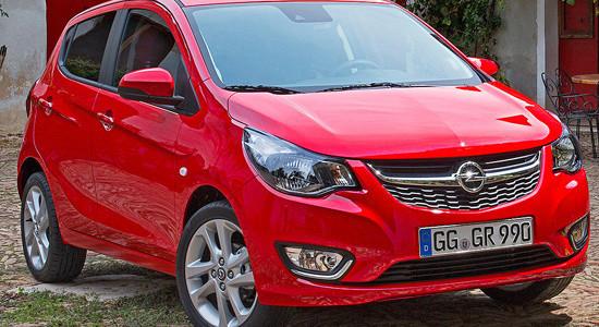 Opel Karl на IronHorse.ru ©
