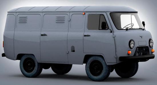 УАЗ-3741