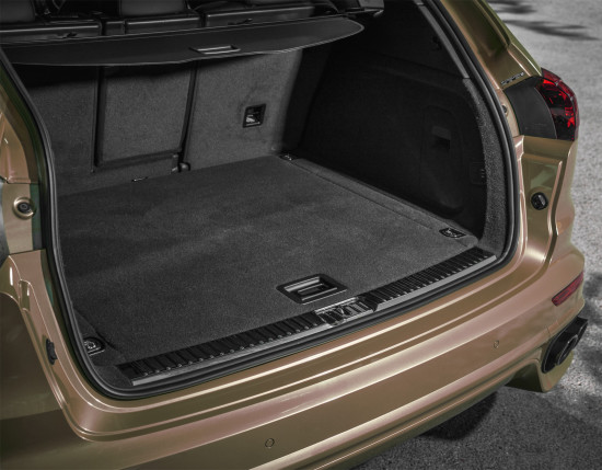 багажник Porsche Cayenne 2-го поколения