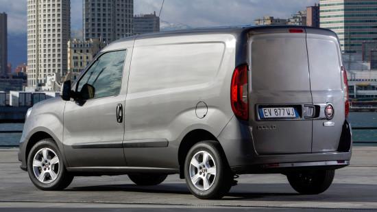 фургон Fiat Doblo Cargo 2-го поколения