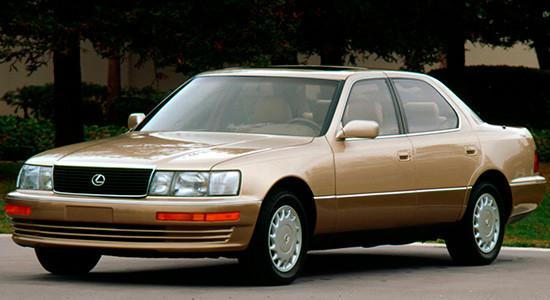 Lexus LS (1989-1994) на IronHorse.ru ©