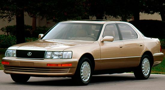 Lexus LS XF10 1989-1994