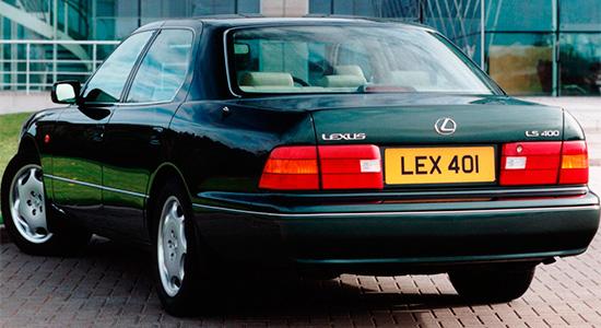 Лексус LS XF20 (1994-2000)