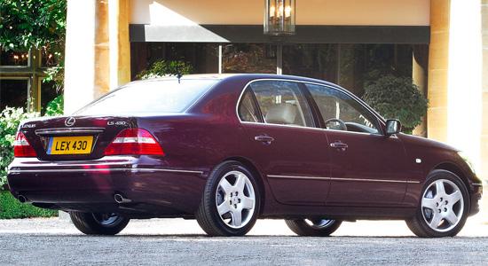 Лексус LS XF30 (2000-2006)