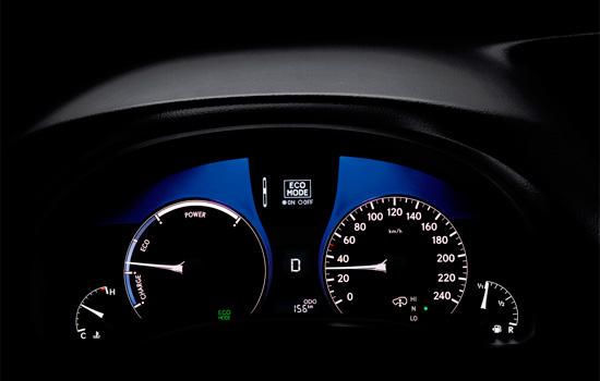 приборы Lexus RX 450h