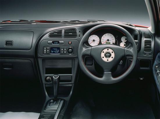 интерьер салона Mitsubishi Lancer 8