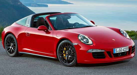 Porsche 911 Targa 4 GTS на IronHorse.ru ©