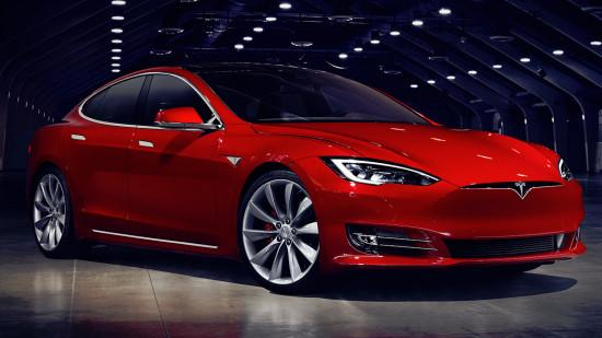Tesla Model S 2016-2017