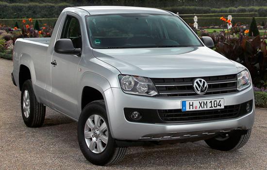 Volkswagen Amarok SingleCab